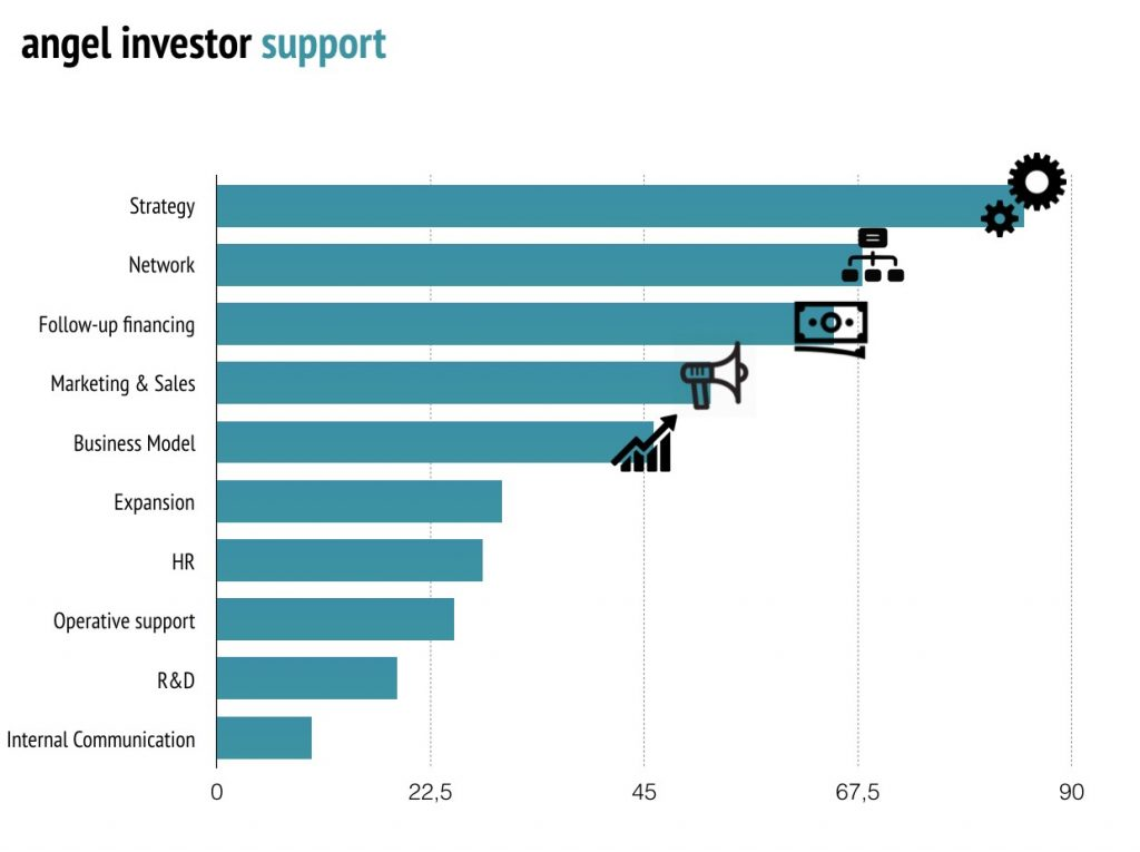 How Angel Investors Support their Startups